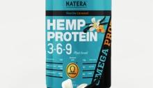 hemp protein powder NATERA