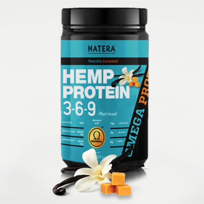 hemp protein powder NATERA