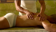 trantic massage therapist